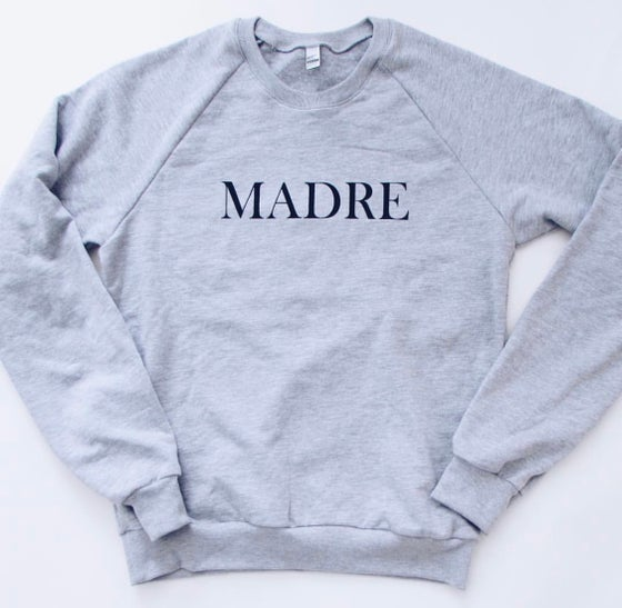 Image of MADRE sweater