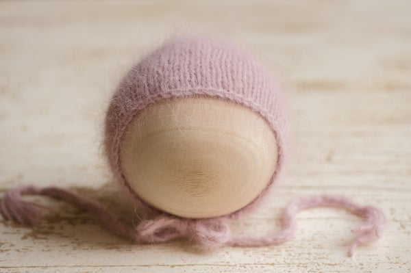Image of {Angora}  Bonnet