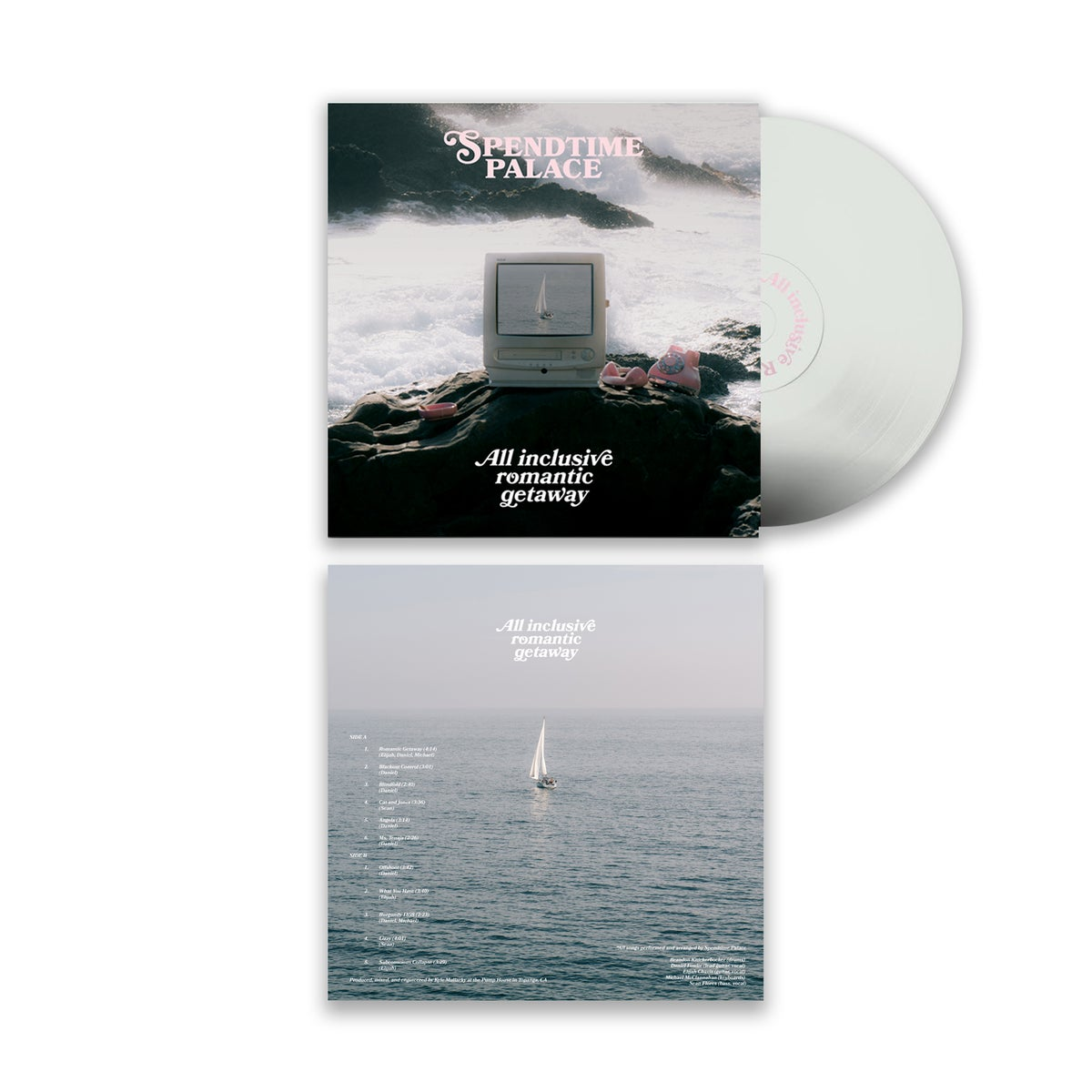Image of All Inclusive Romantic Getaway Vinyl