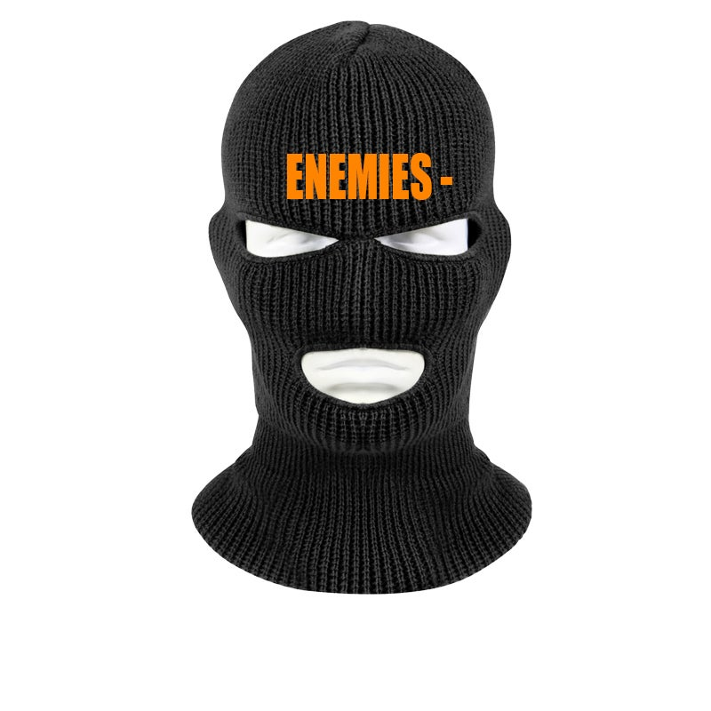 Image of Enemies 3 Hole Ski Mask