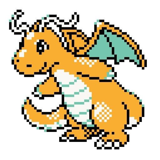 Image of Dragonite Pokemon KIT