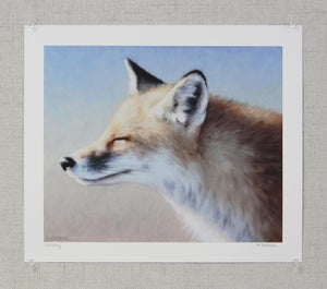 "Image of ""Apricity"" Art Print"