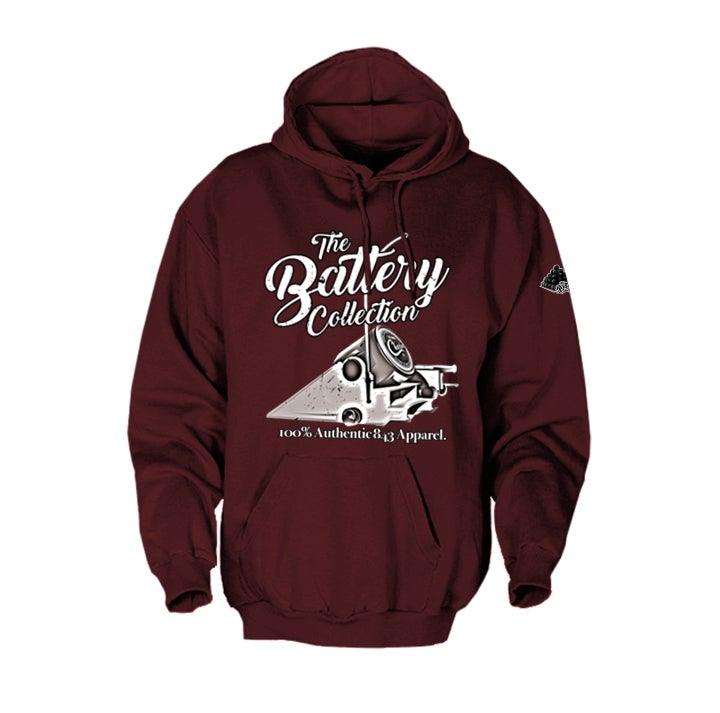 Image of The Battery Hoody