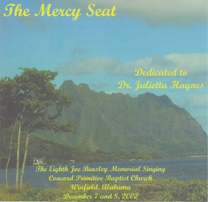 Image of Mercy Seat - CD