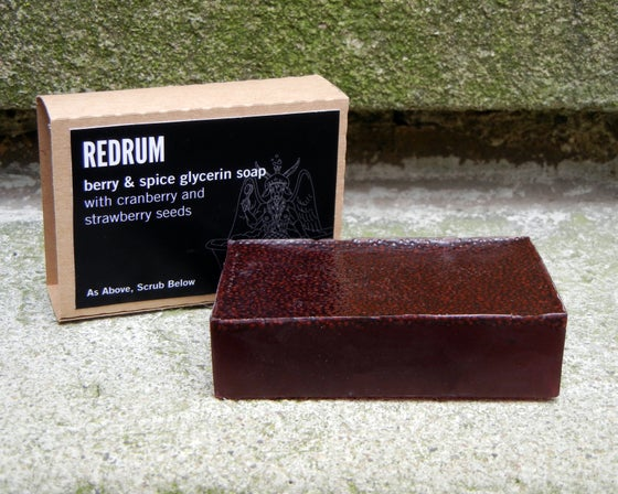 Image of Red Rum Bar Soap