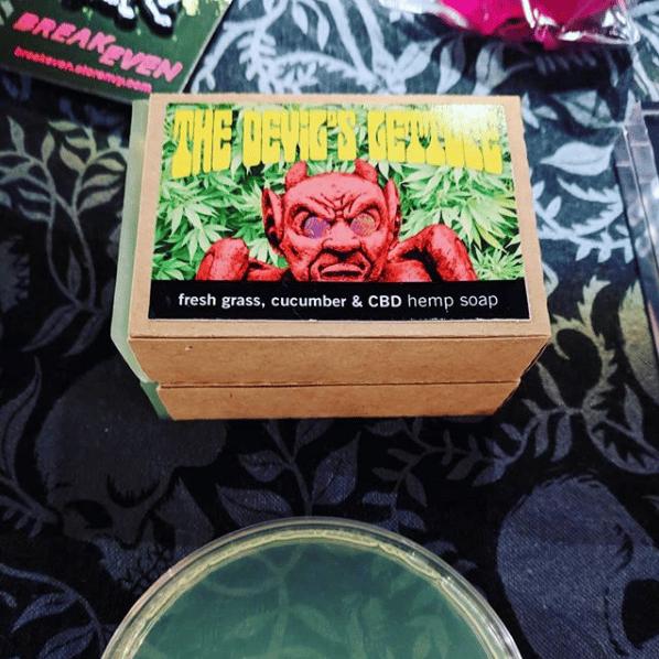 Image of Devil's Lettuce Bar Soap