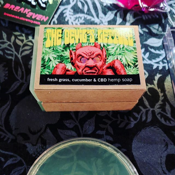 Image of Devil's Lettuce Bar Soap