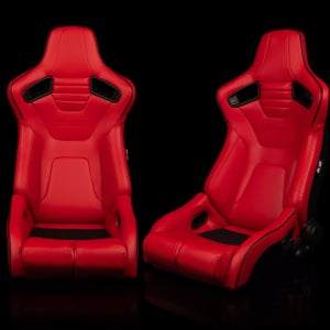 Image of Elite R Series - Universal BRAUM Racing Seats - PAIR