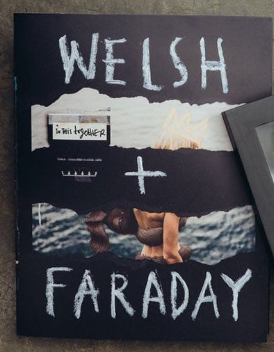 Image of WELSH + FARADAY - Limited Edition Book