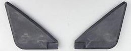 Image of PREORDER - Interior Mirror Triangle Garnish Plates - Fits Z31 300ZX