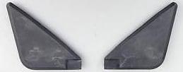 Image of PREORDER - Interior Mirror Triangle Garnish Plates - Fits Z31 300ZX