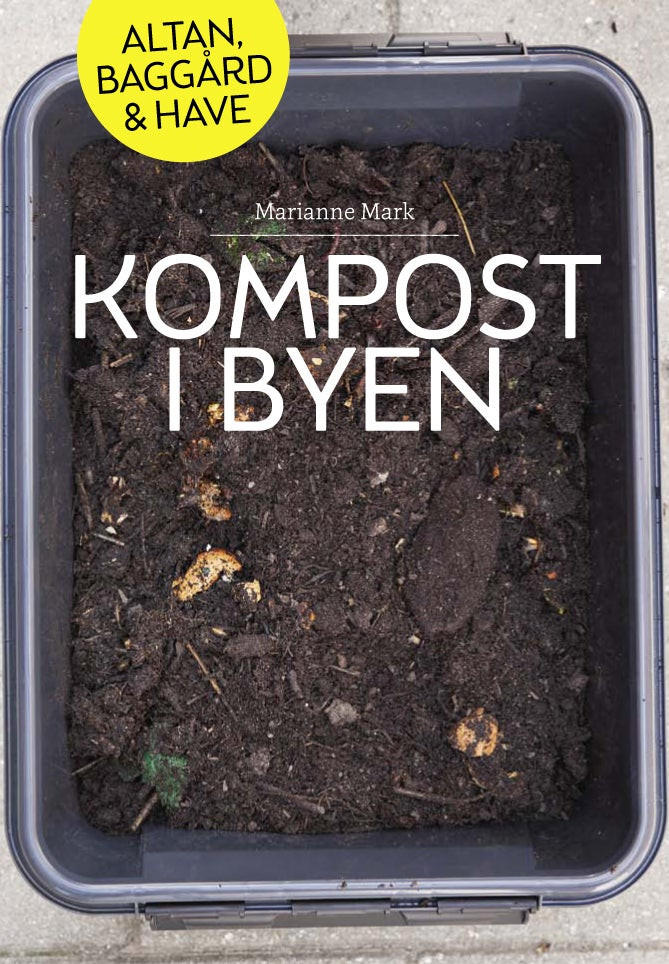 Image of Hæfte / Kompost i byen
