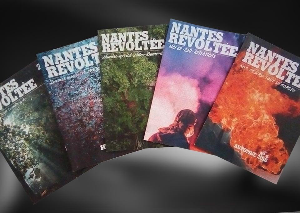 """Image of """"NANTES RÉVOLTÉE"""", LA REVUE"""