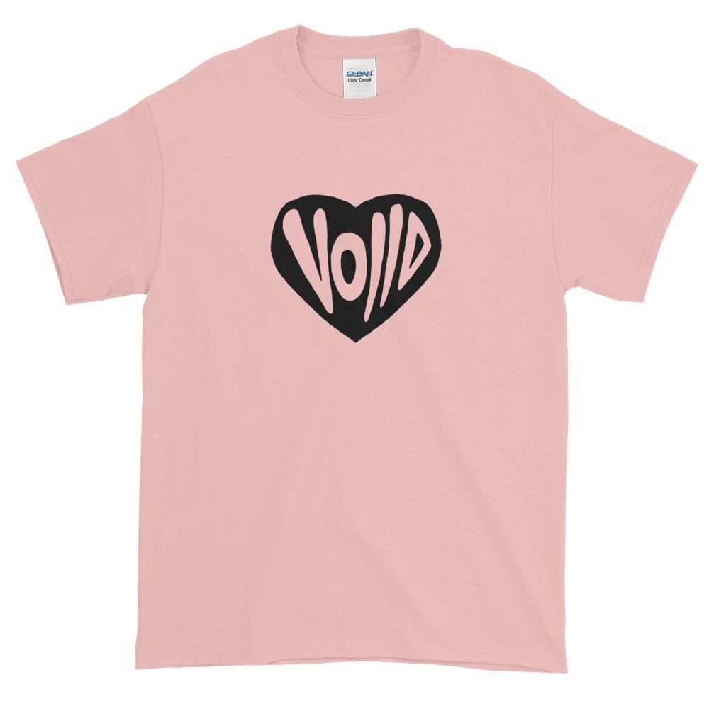 """Image of """"Heart"""" T-Shirt (Pink)"""