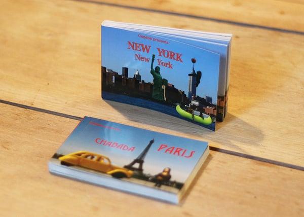 Image of Flip-book New York New York