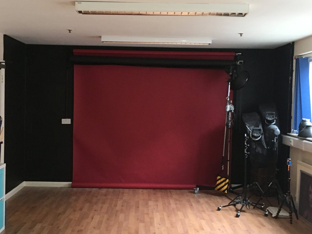 Image of Studio hire - hourly rate