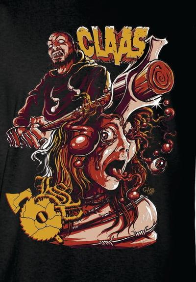 Image of CLAAS :   AXE      HOODIE