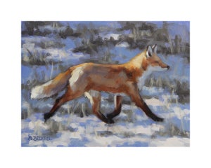 "Image of ""Trot"" Art Print"
