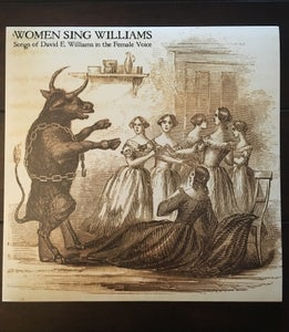 Image of  Various Artists - Women Sing Williams: Songs of David E. Williams in the Female Voice