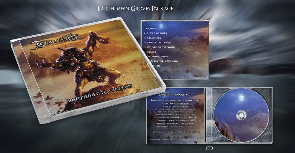 Image of The Earthdawn Groves Package