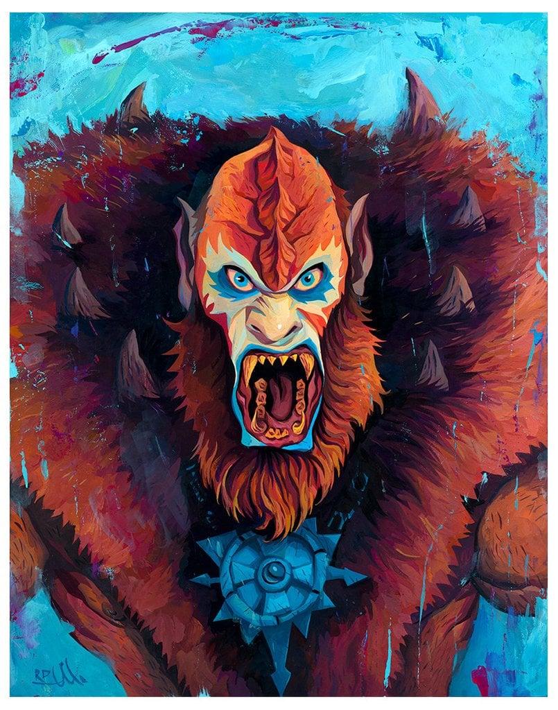 Image of Beastman