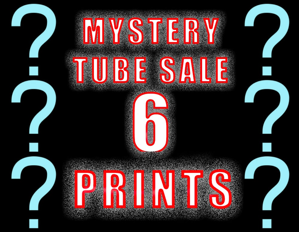Image of Mystery Print Tube