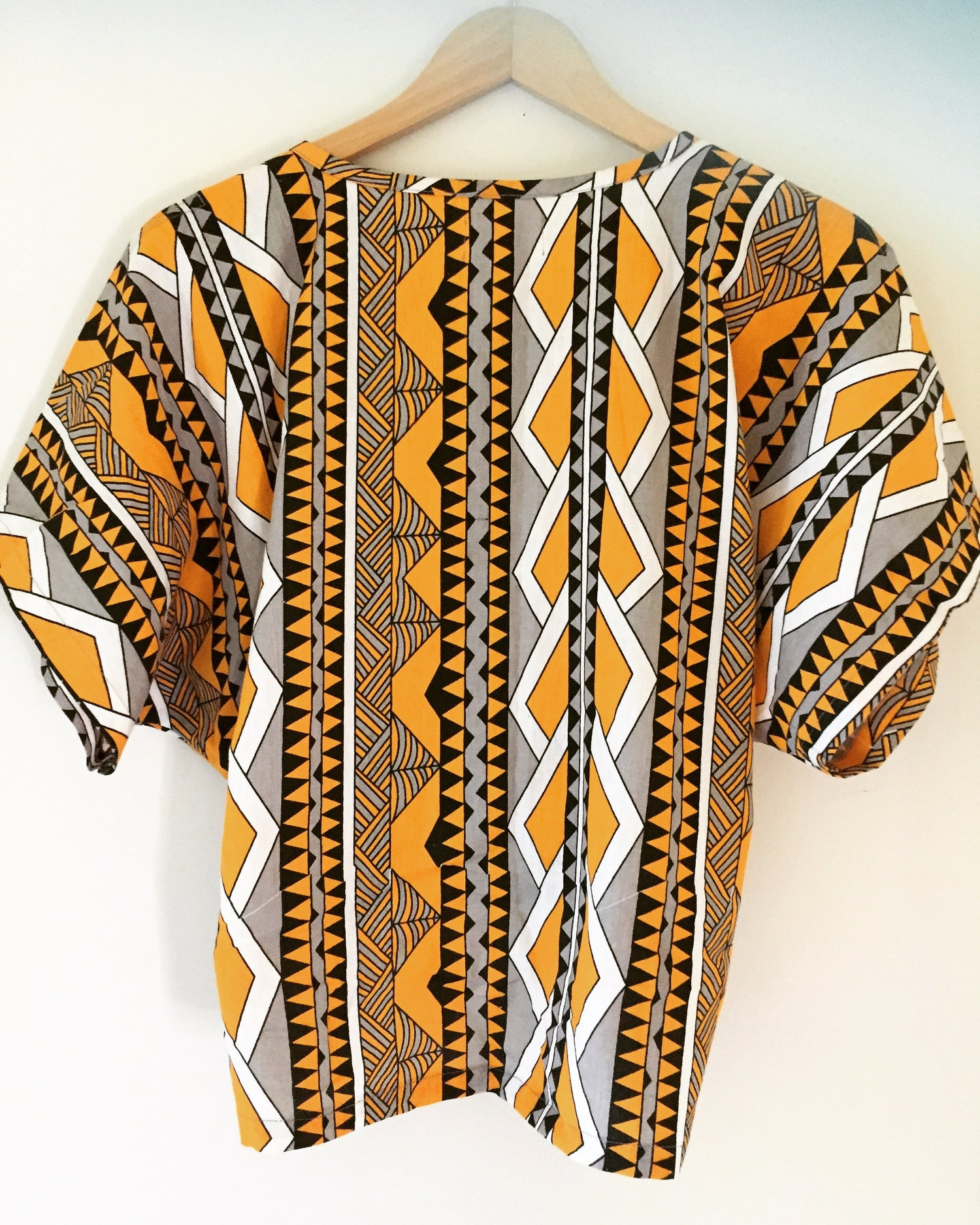 Image of Pacifica Box Top Shirt