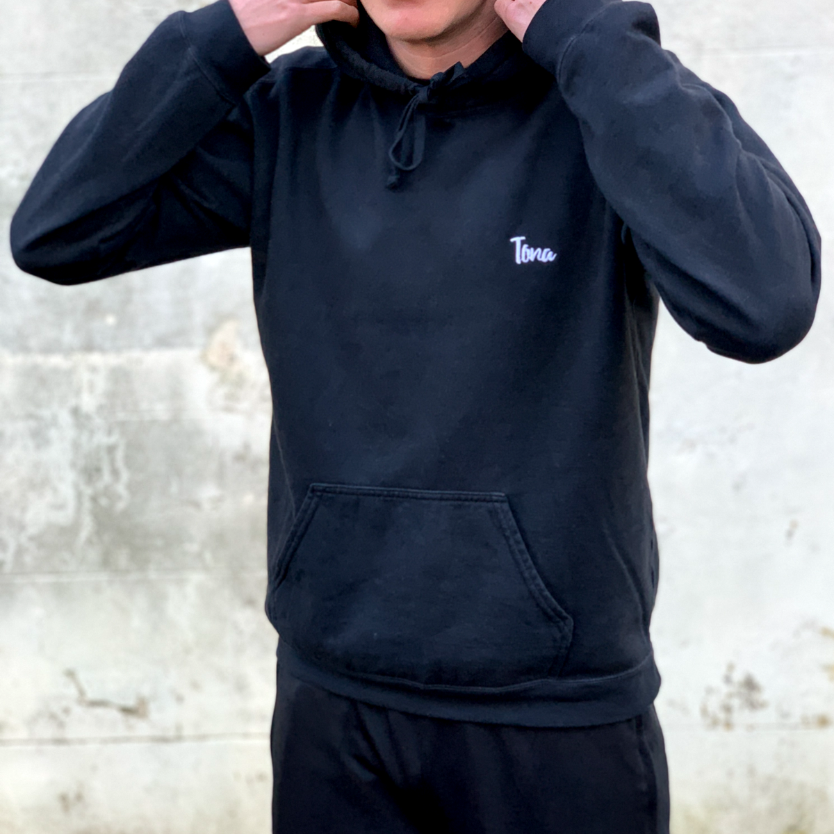 Image of Tona Workout Hoody