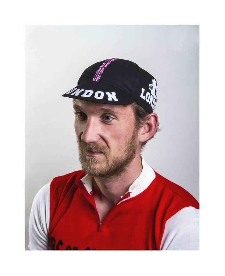 Image of Serin London bicycle cap