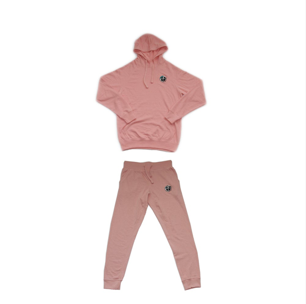 Image of C.A.S. Pink Sweatsuit
