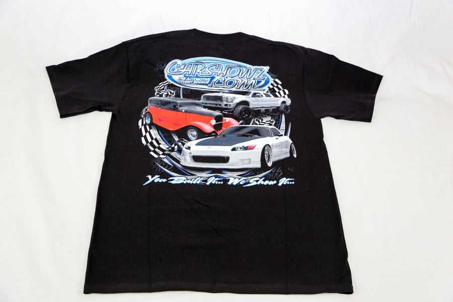 Image of Original CarShowz Tee