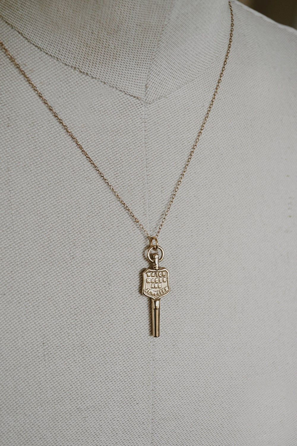 Image of The Jeweller Necklace