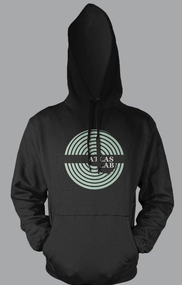 Image of Spiral logo hoodie