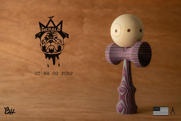 "Image of GT-BH ""OG PURP"" USA Made"