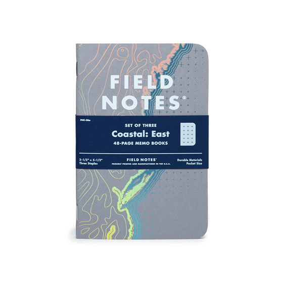 Image of Field Notes - Coastal
