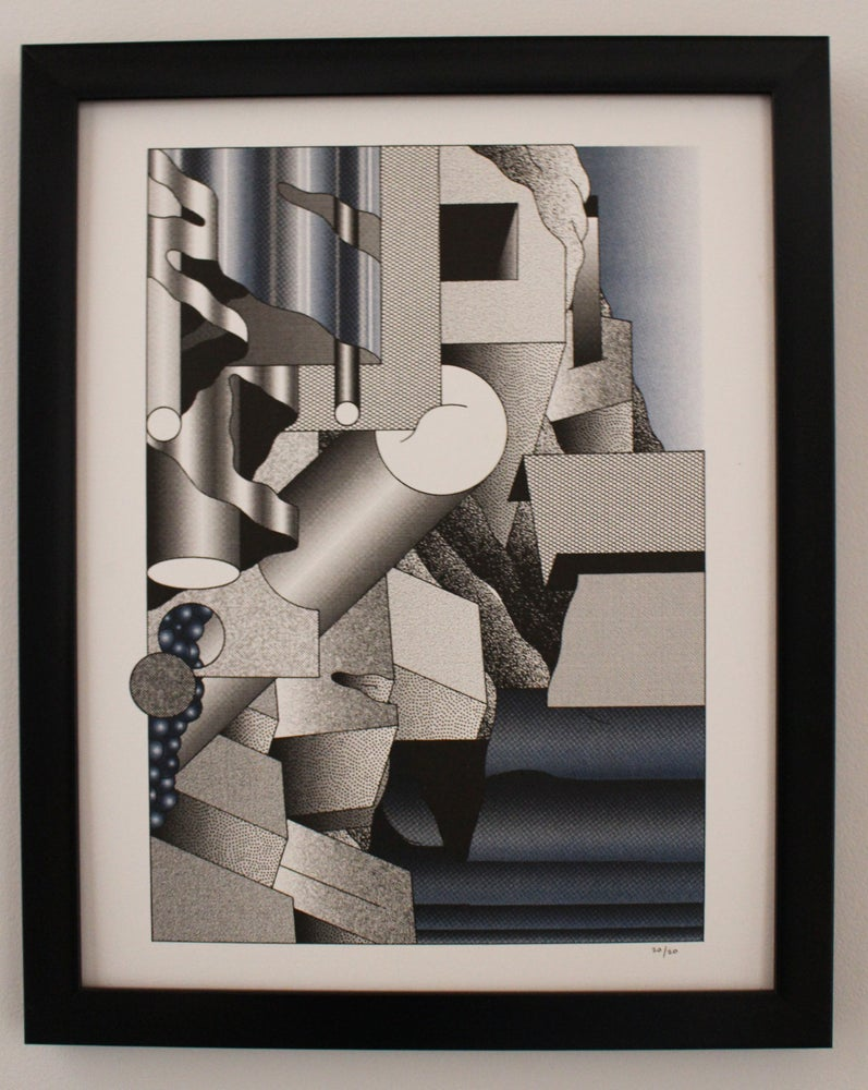 Image of Nicolas Nade print