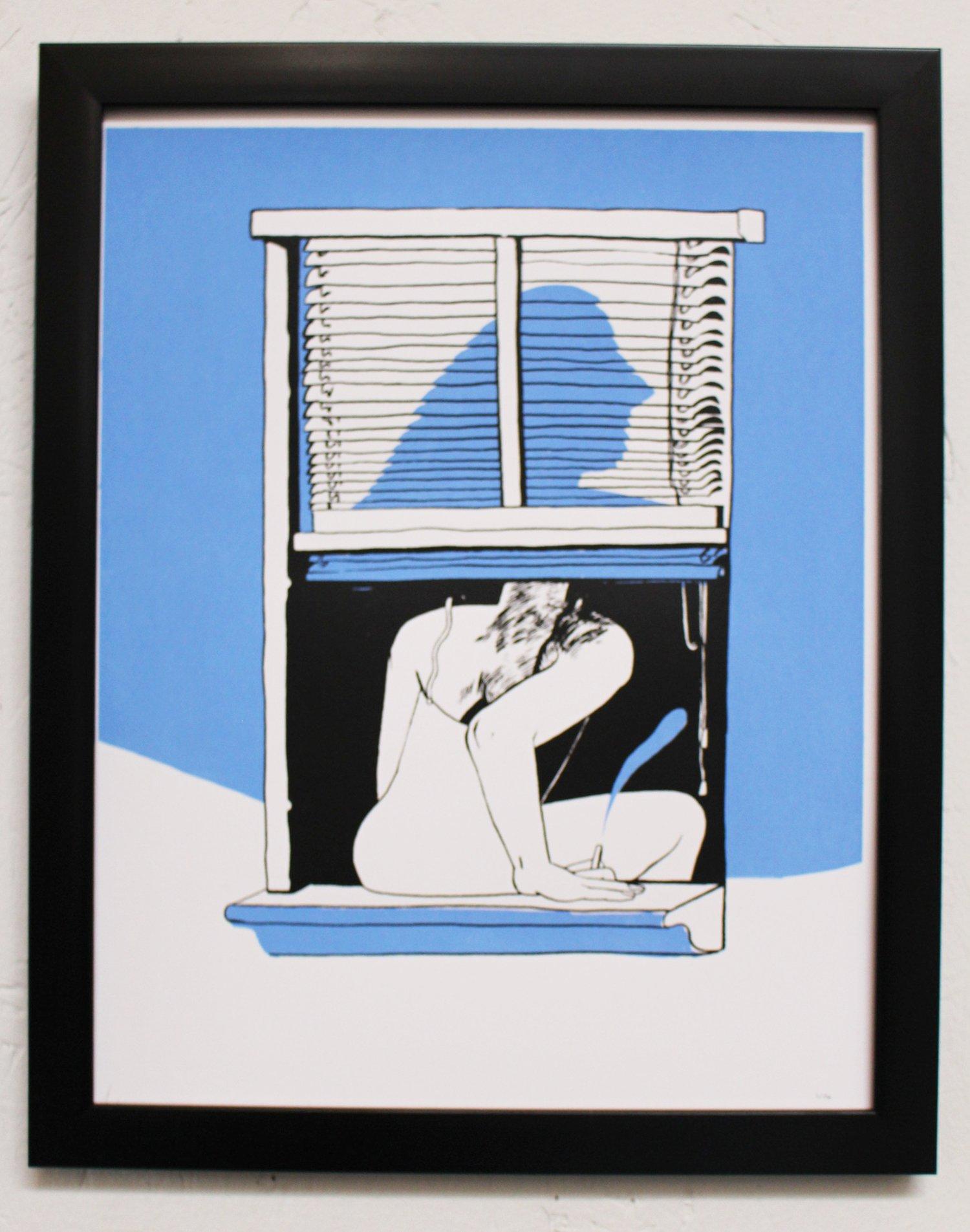 Image of Molly Mendoza print