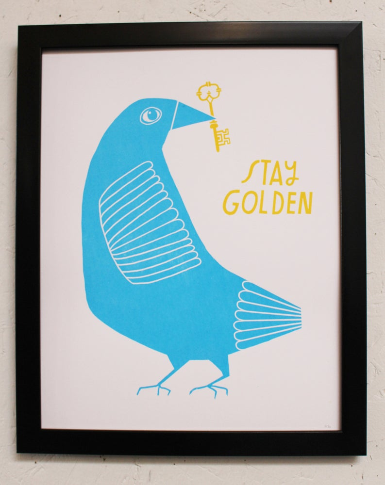 Image of Lisa Congdon print