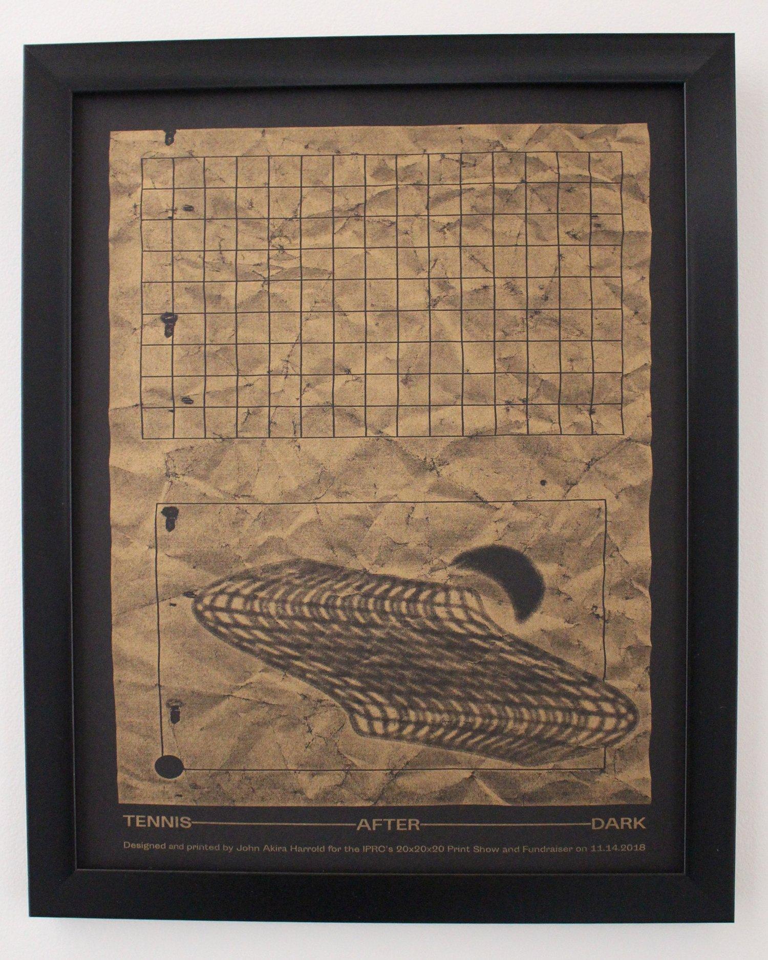 Image of John Akira Harrold print