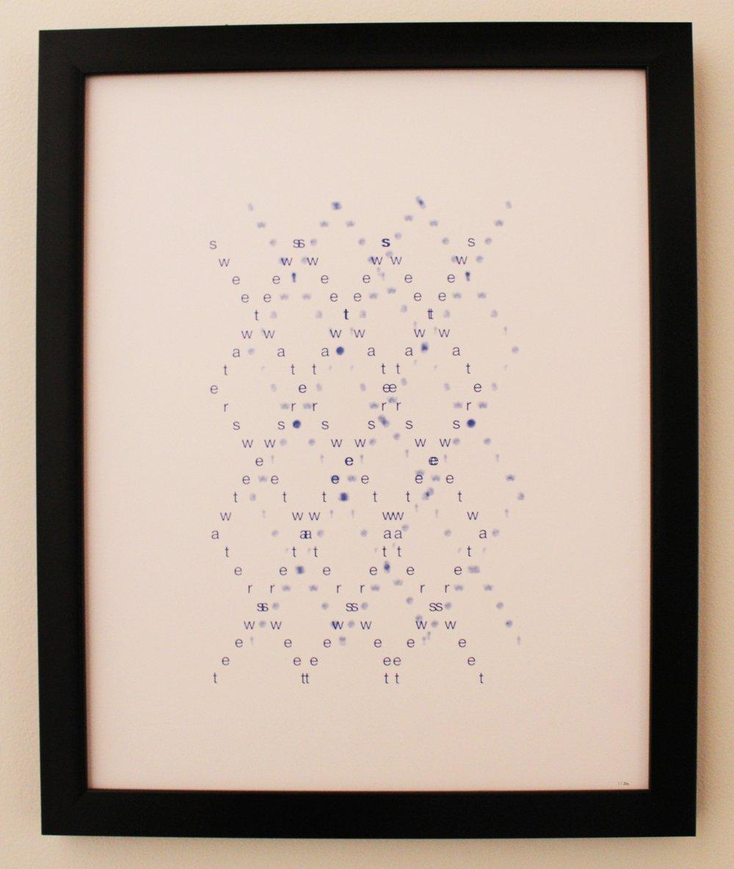 Image of Catie Hannigan print