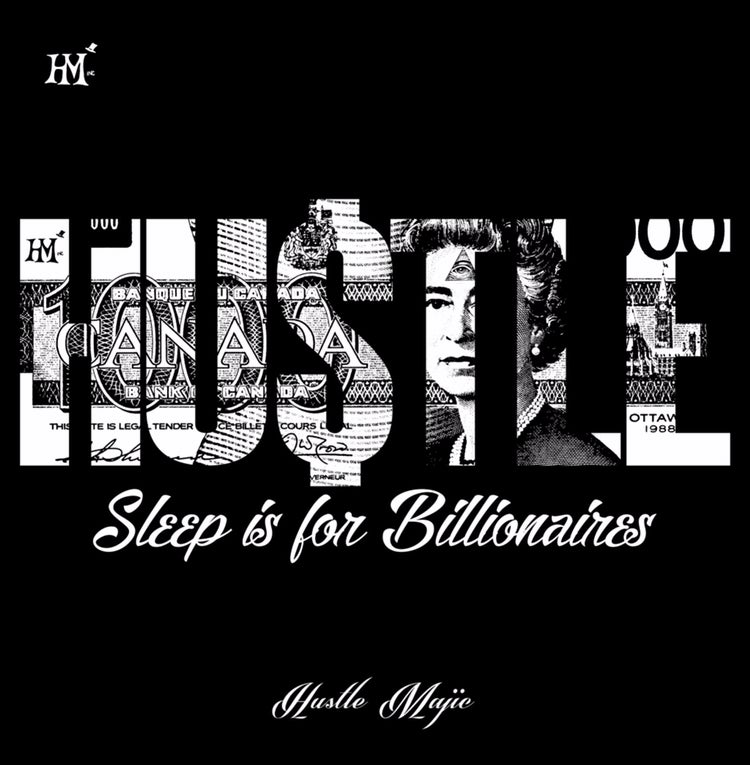 Image of Sleep Is For Billionaires