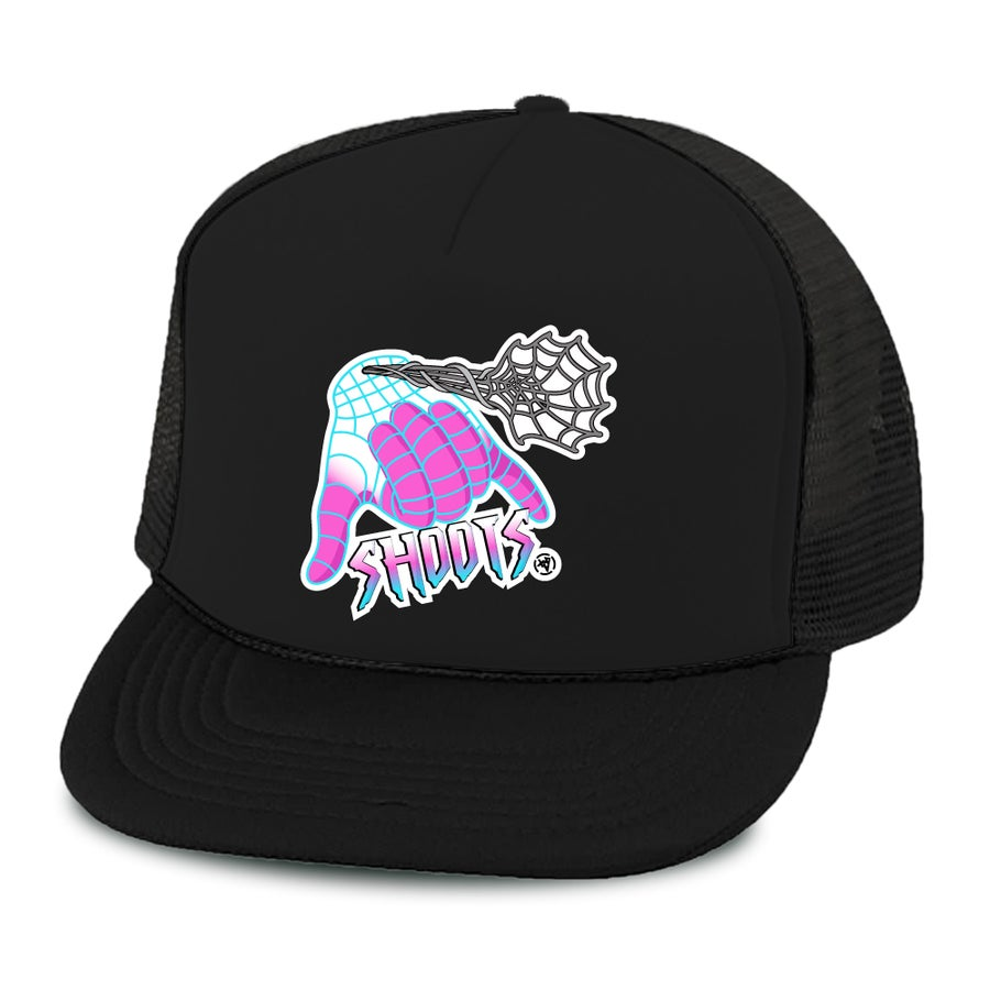 Image of Spidey Shoots - Gwen Snapback
