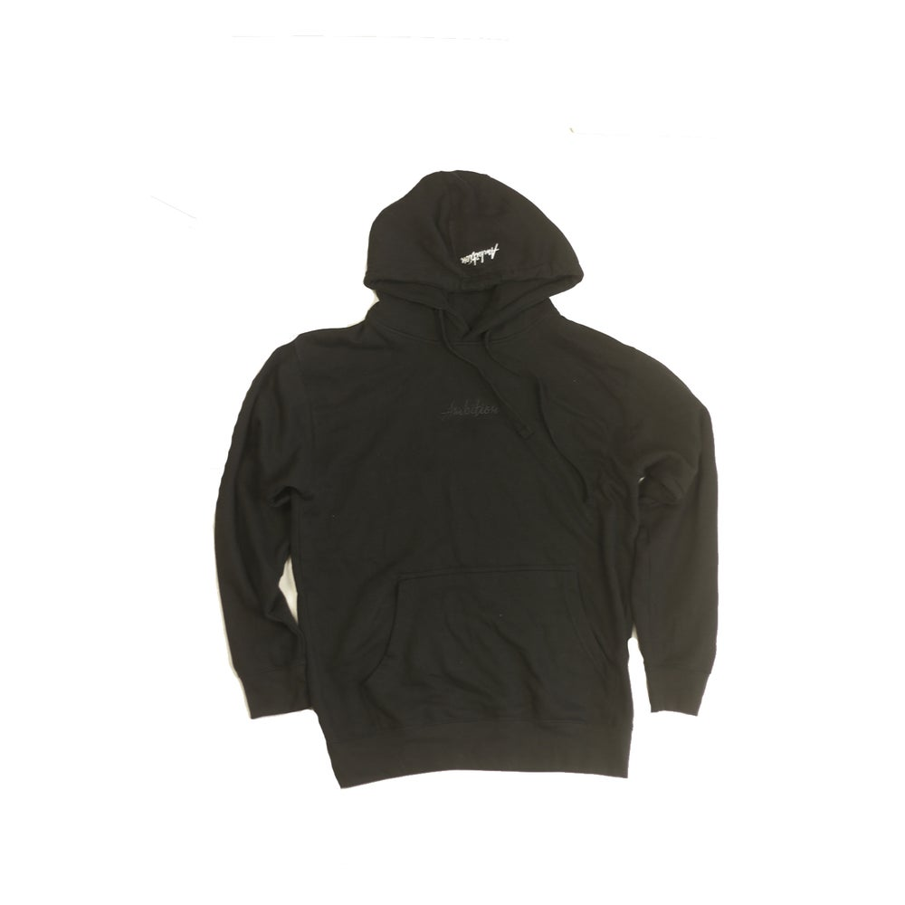 Image of Black out hoodie