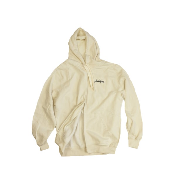 Image of Offwhite zip up hoodie