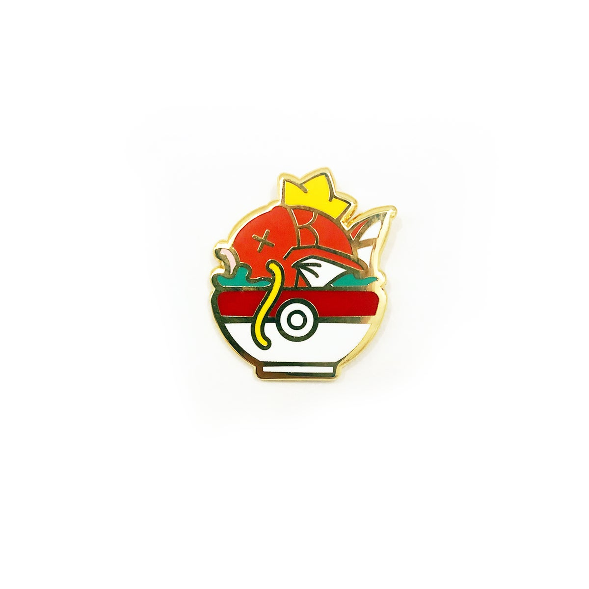 Image of PokeBowl 2.0 Pin