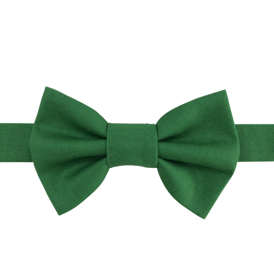 Image of christmas tree bow tie