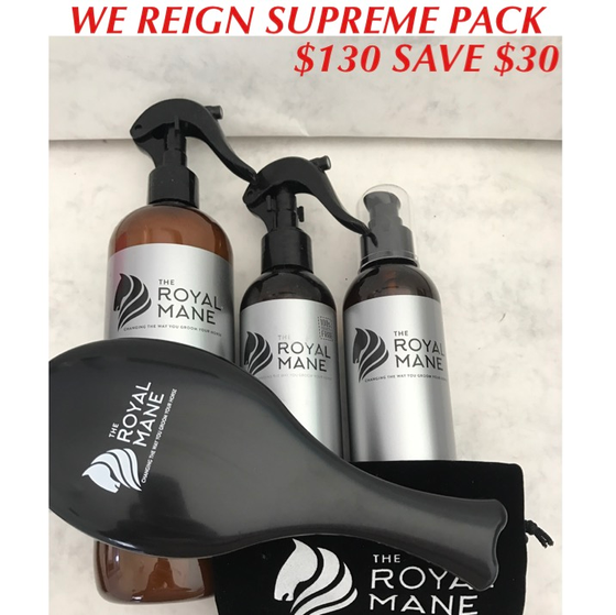 Image of WE REIGN SUPREME PACK