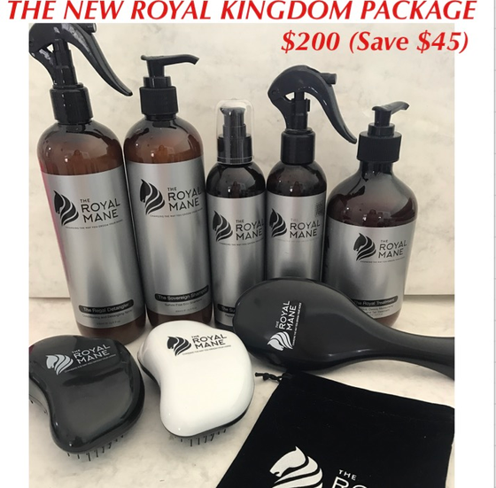 Image of THE NEW ROYAL KINGDOM PACKAGE