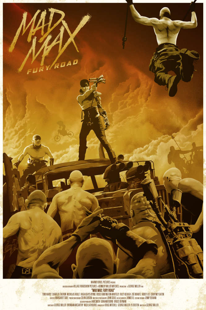 Image of Mad Max (Regular)