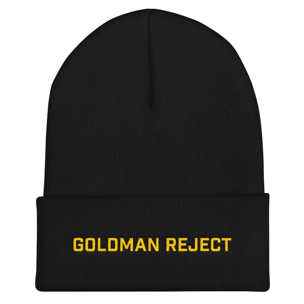 Image of goldman reject beanie
